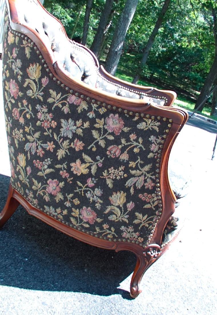 Needlepoint armchair Chair - 5