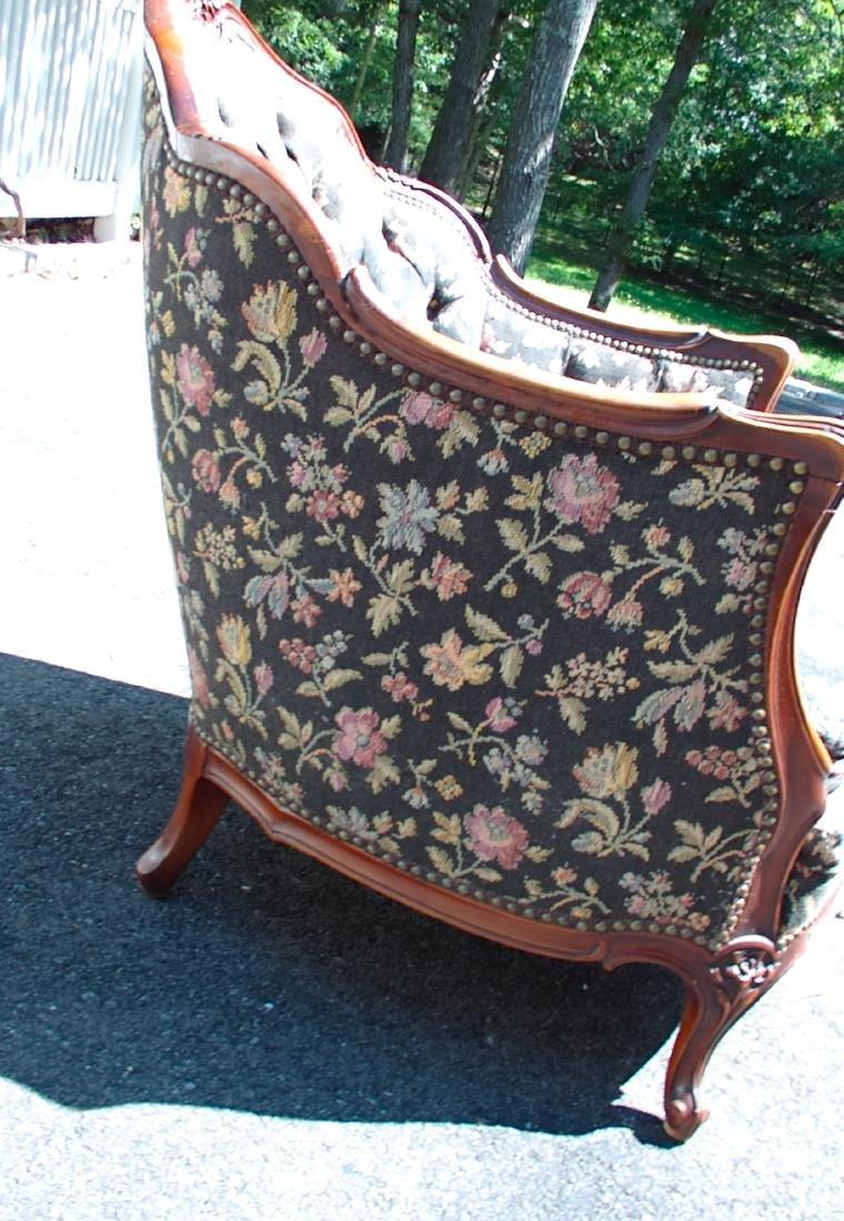 Needlepoint armchair Chair - 6