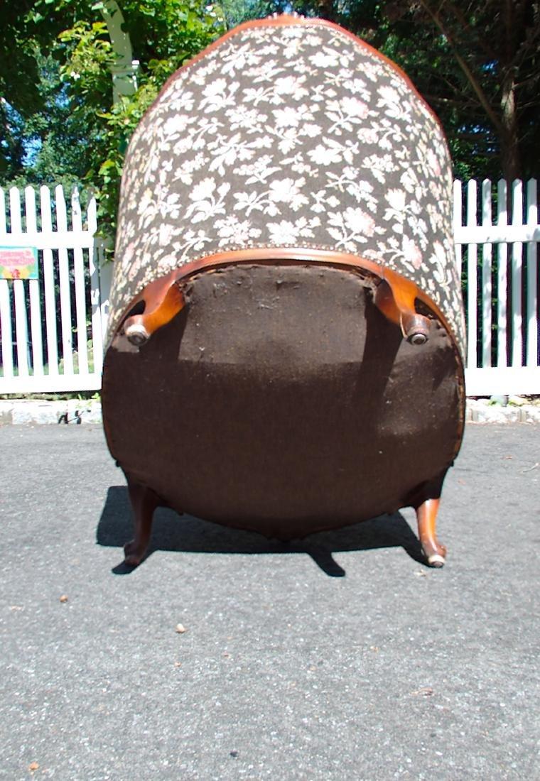 Needlepoint armchair Chair - 7