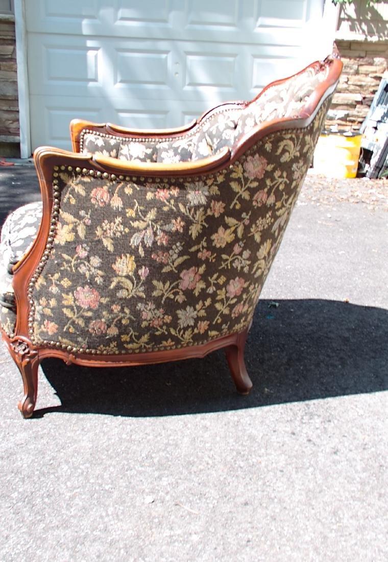 Needlepoint armchair Chair - 8