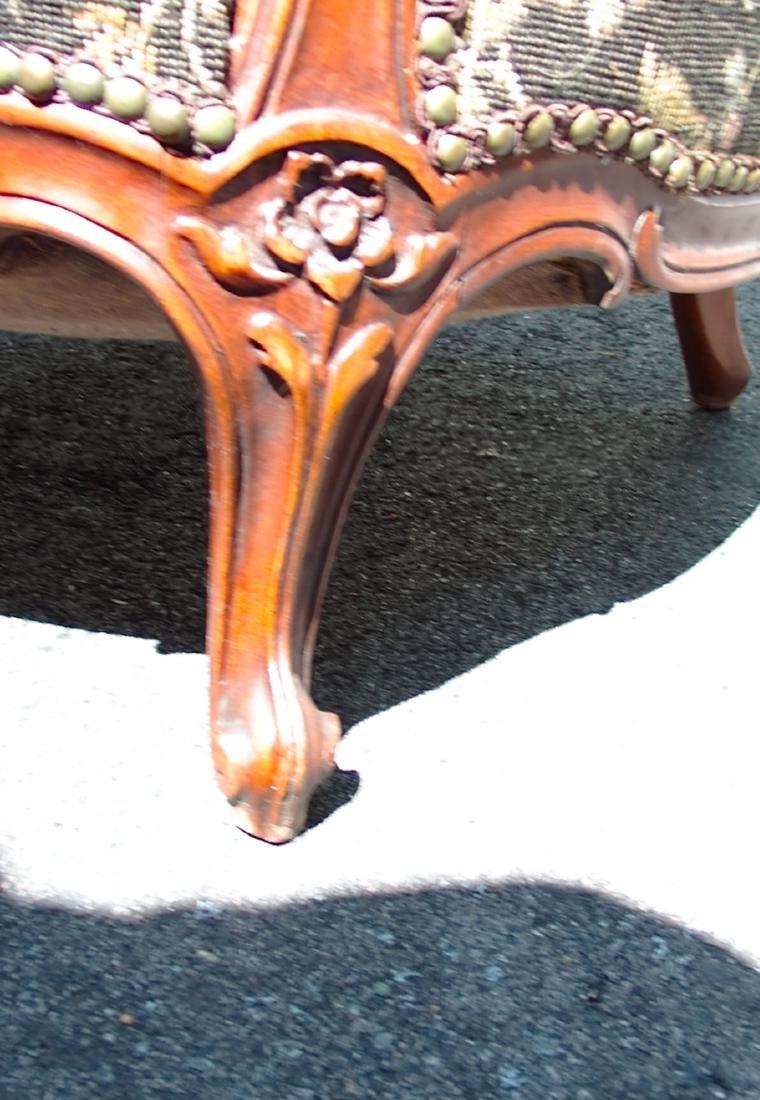 Needlepoint armchair Chair - 9