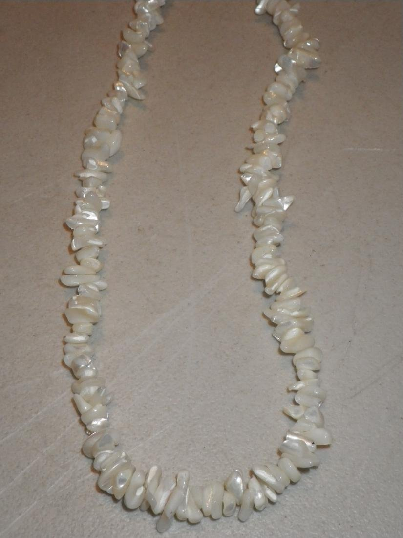 White Stone necklace - 5