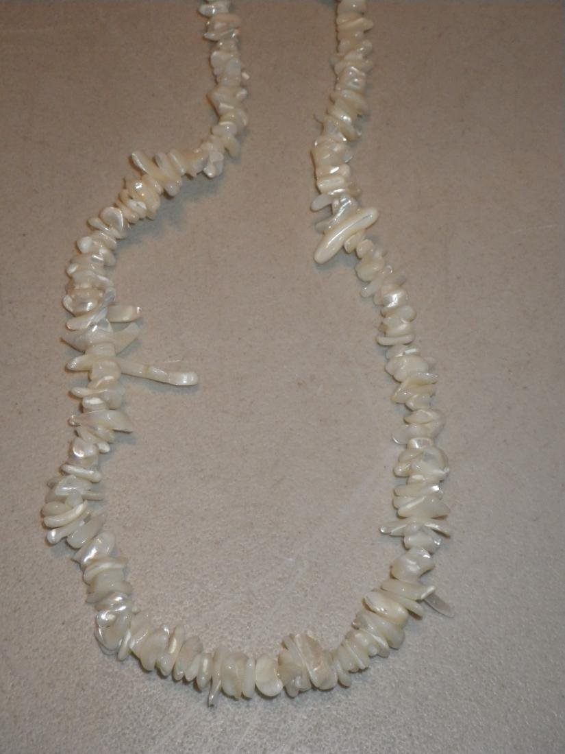 White Stone necklace - 6