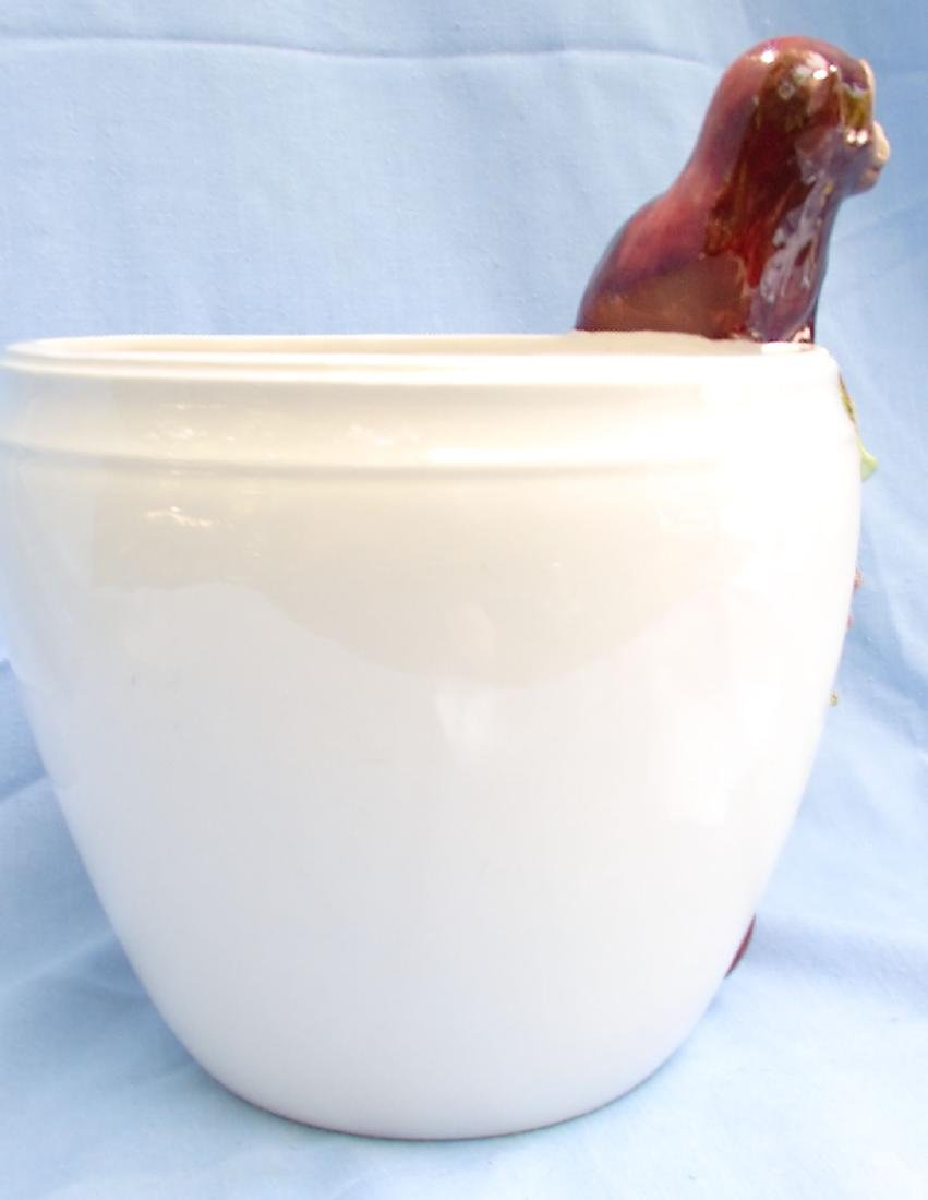 Ceramic Monkey Bowl Grosselle, Italy - 3