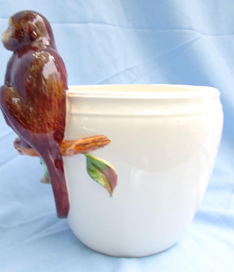 Ceramic Monkey Bowl Grosselle, Italy - 5