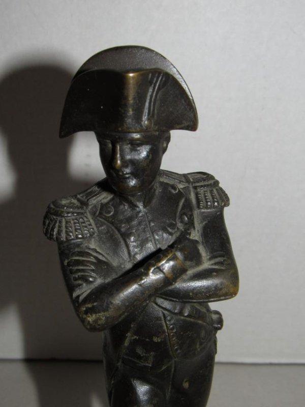 Bronze Statue of Napoleon - Signed - 2