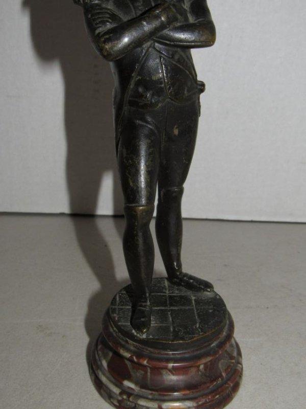 Bronze Statue of Napoleon - Signed - 3