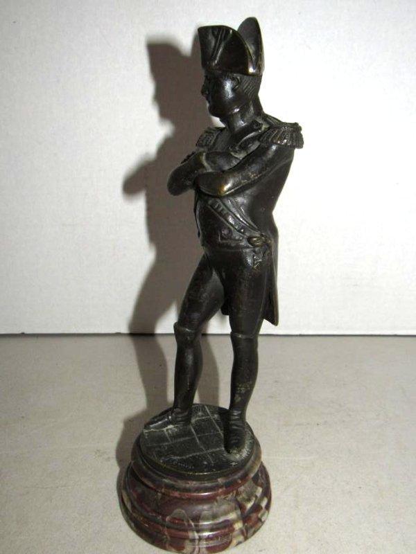 Bronze Statue of Napoleon - Signed - 4
