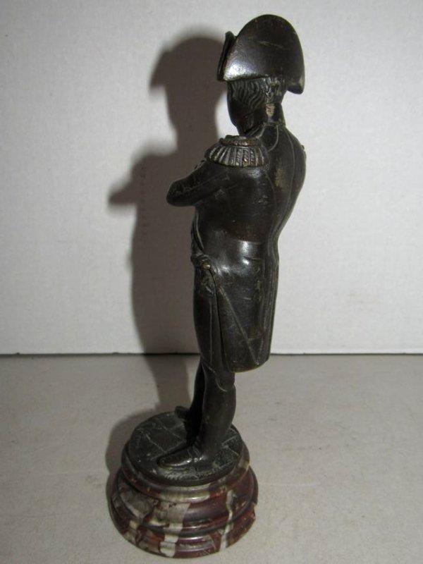 Bronze Statue of Napoleon - Signed - 5