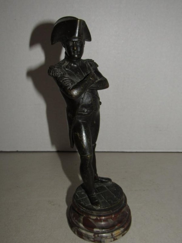 Bronze Statue of Napoleon - Signed - 8