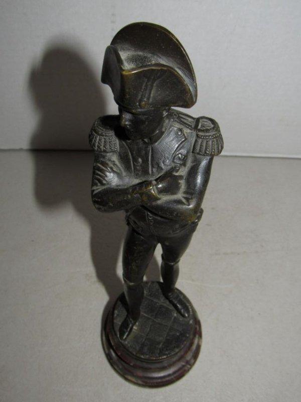 Bronze Statue of Napoleon - Signed - 9