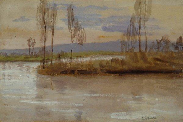 11: Canziani (Estella Louisa M., 1887-1964). River Land