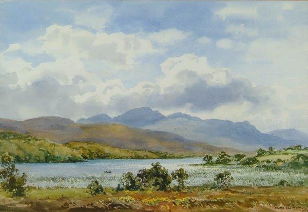 21: Egginton (Frank J., R.C.A., 1908-90). Landscape, We