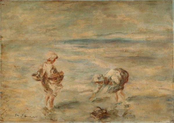 103: Hutchison (Robert Gemmell, RSA, 1855-1936). Girls