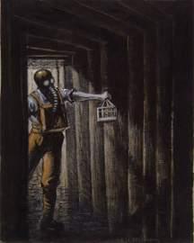 325: Nevinson (Christopher Richard Wynne, (1889-1946)).