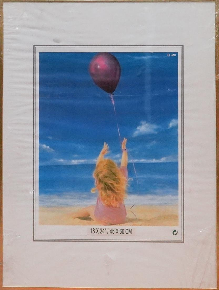 """""""Gril with Balloon""""  Print"""