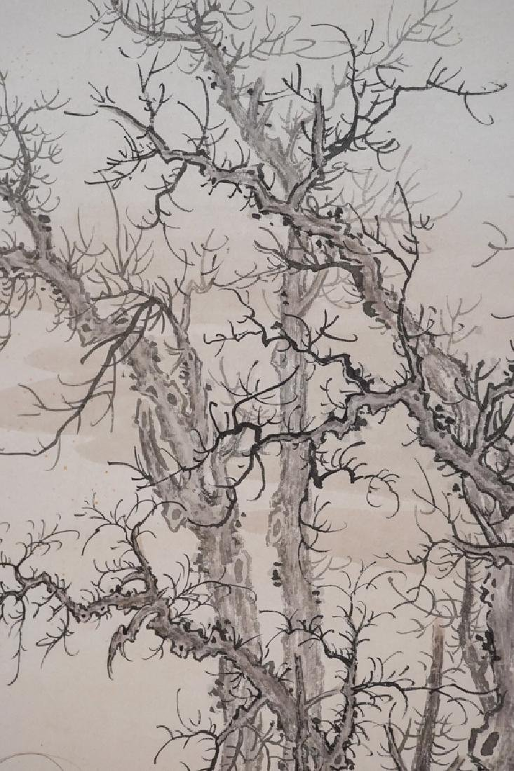 Chinese Ink on Paper  Painting - 2