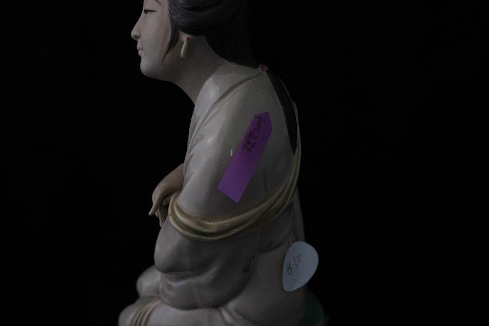 A Porcelain Figure - 2