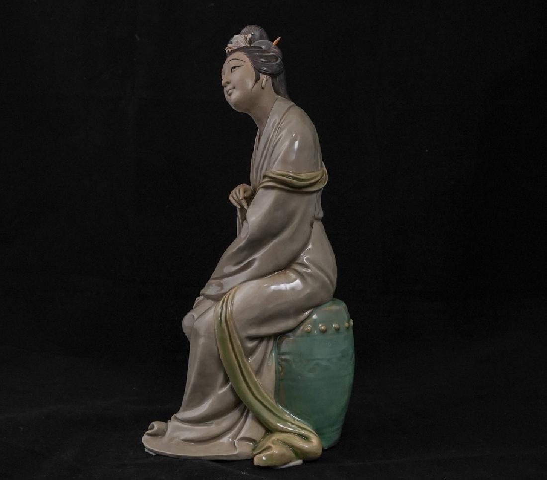 A Porcelain Figure - 3