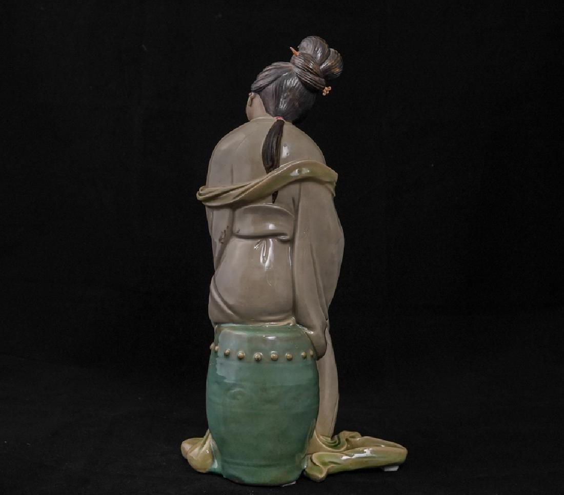 A Porcelain Figure - 4