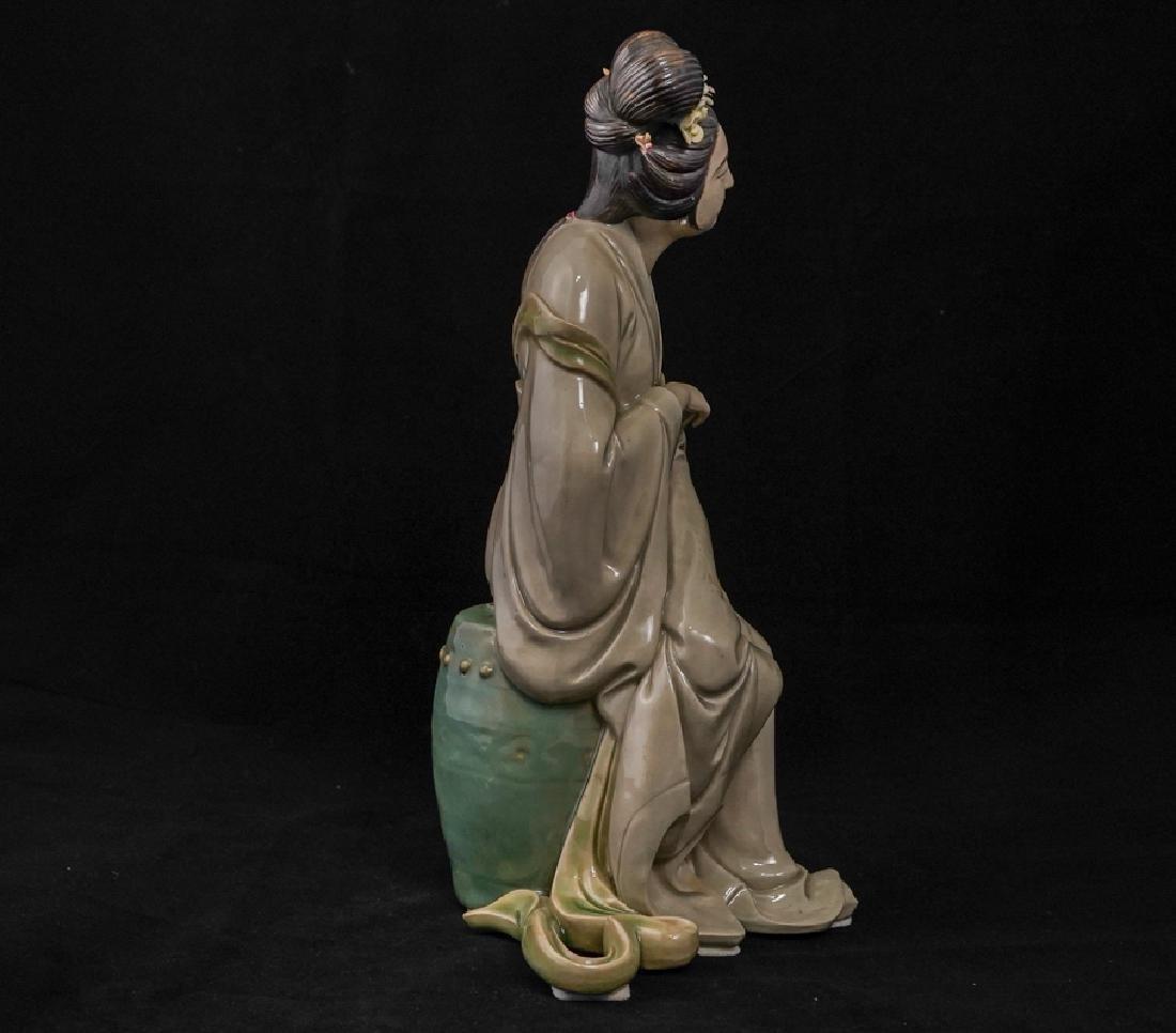 A Porcelain Figure - 5