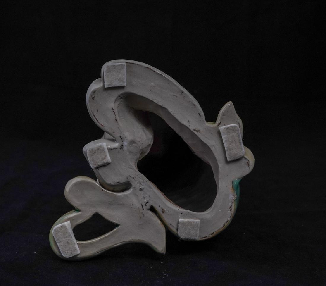 A Porcelain Figure - 6