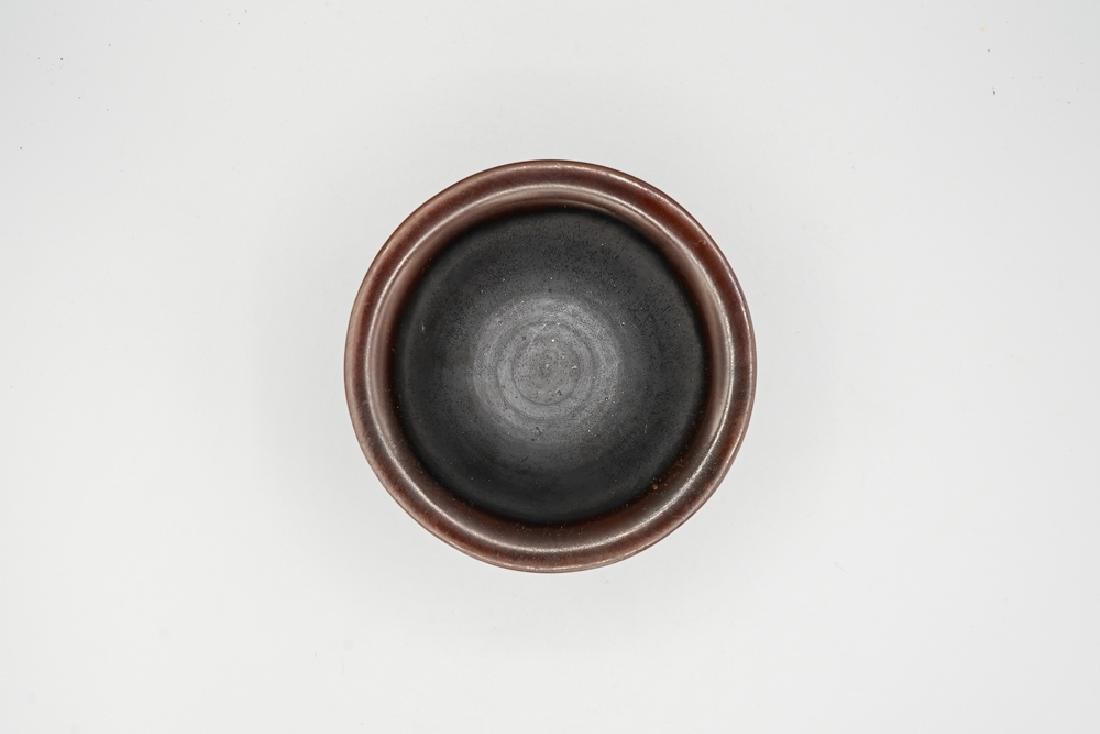 China Qing Dynasty Rhinoceros Horn Cup - 2
