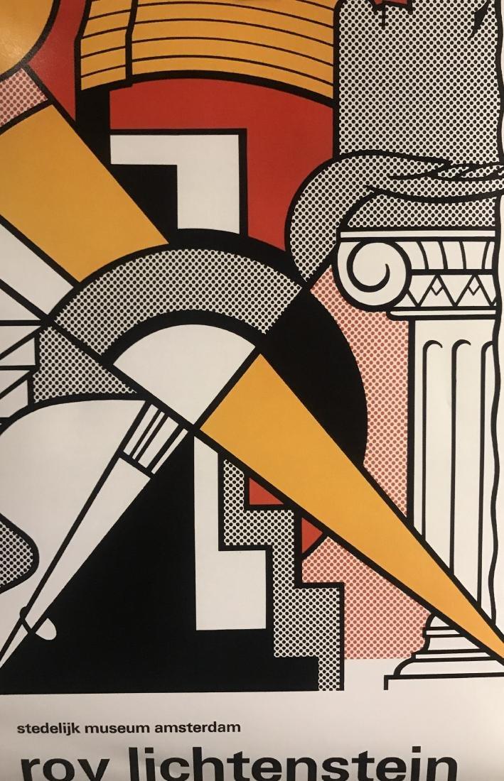 Roy Lichtenstein Lithograph - Stedelijk Museum