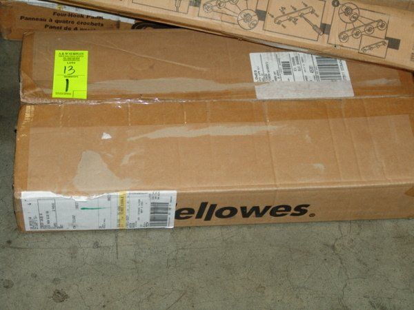 1013: FELLOWES HIGH CAPACITY ROLLING FILE CART FELLOWES