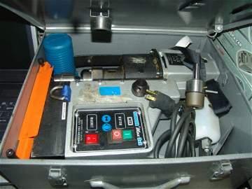 366: SLUGGER MT2 MAGNETIC DRILL PRESS SLUGGER MT2 MAGNE