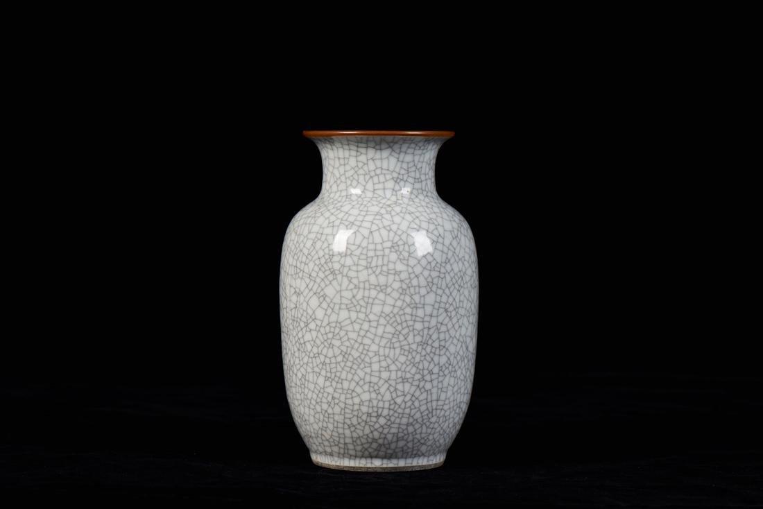 Ge-type glaze bottle
