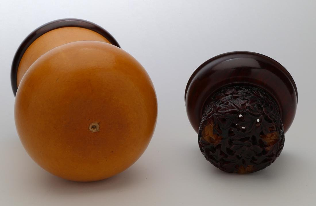 Chinese Cricket Gourd - 3