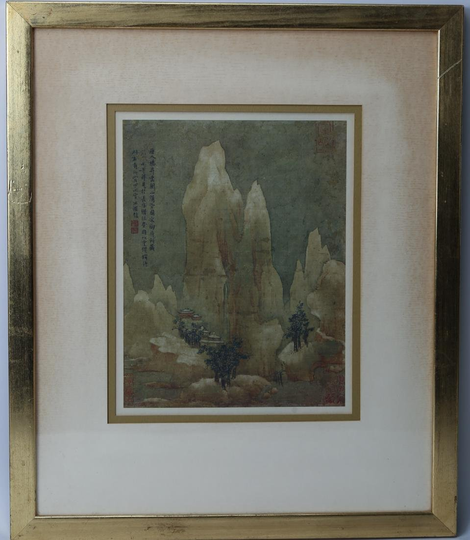 Chinese copy painting