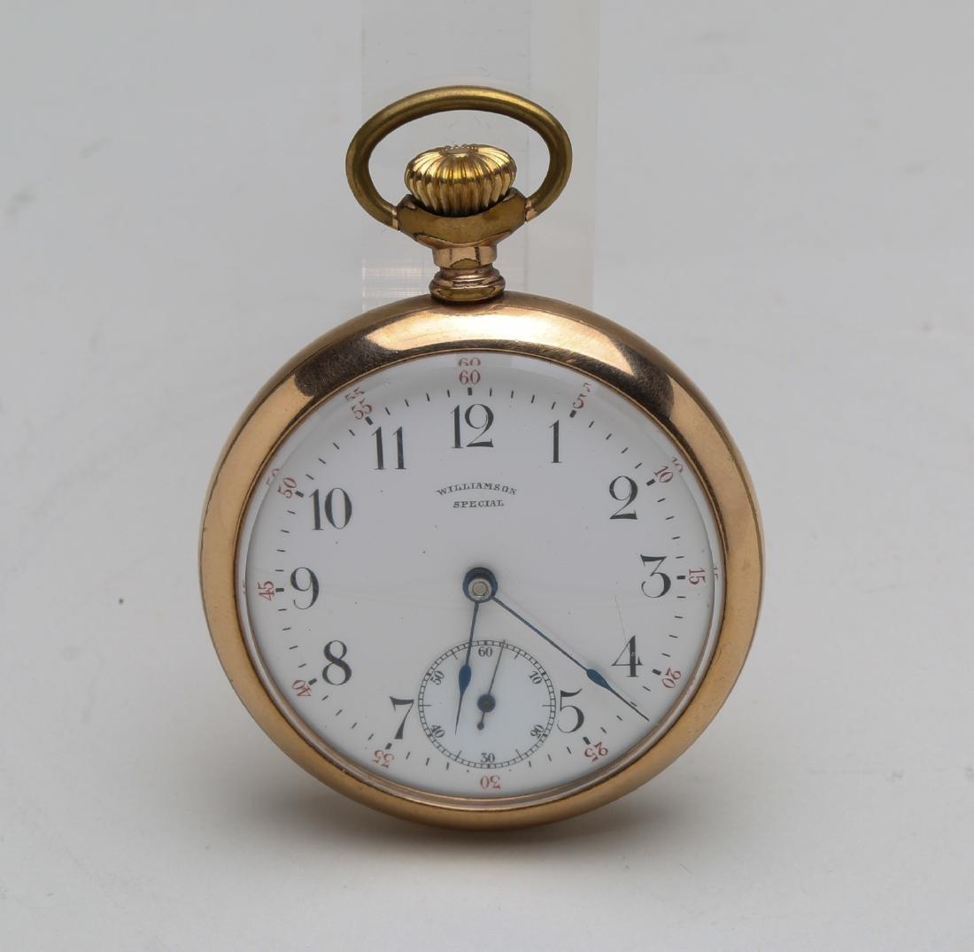 16s Pocket watch