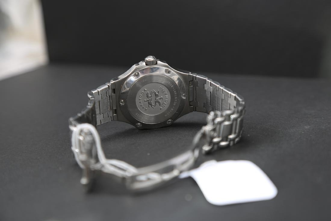 Concord steel watch - 2