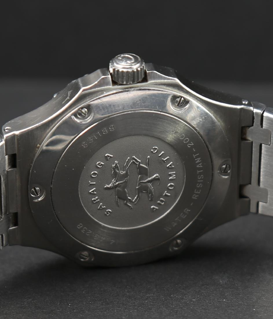 Concord steel watch - 3