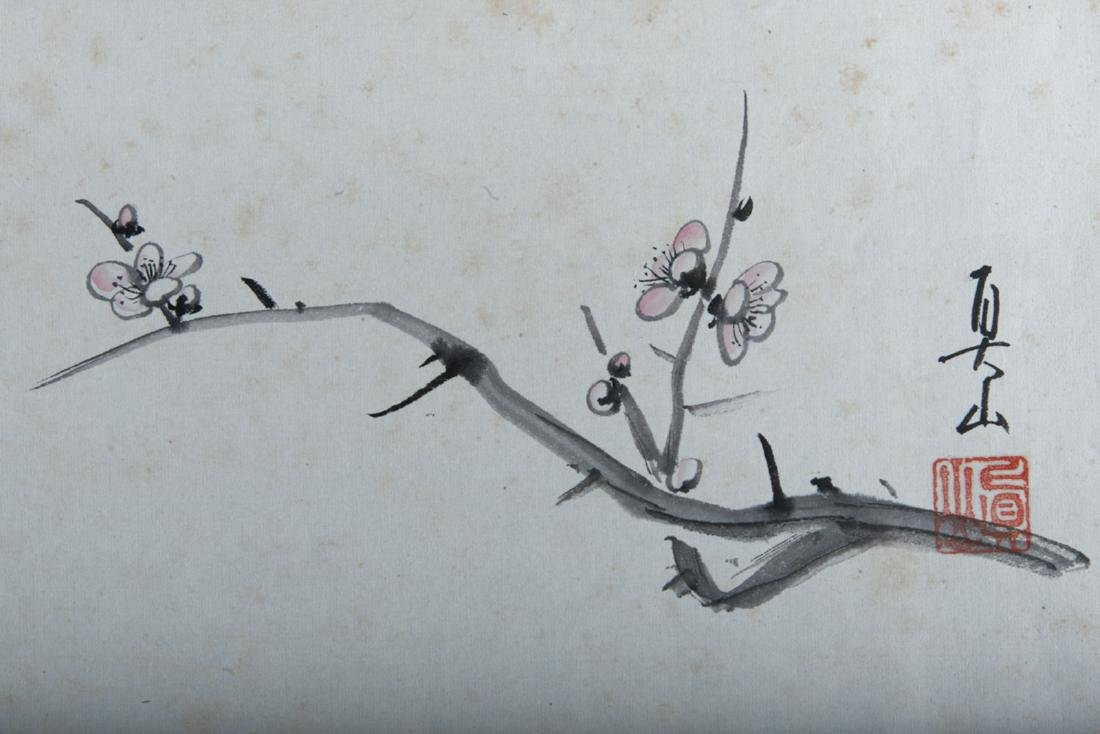 Japanese painting album - 3