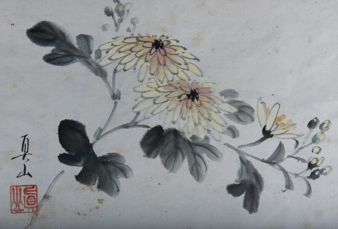Japanese painting album - 4