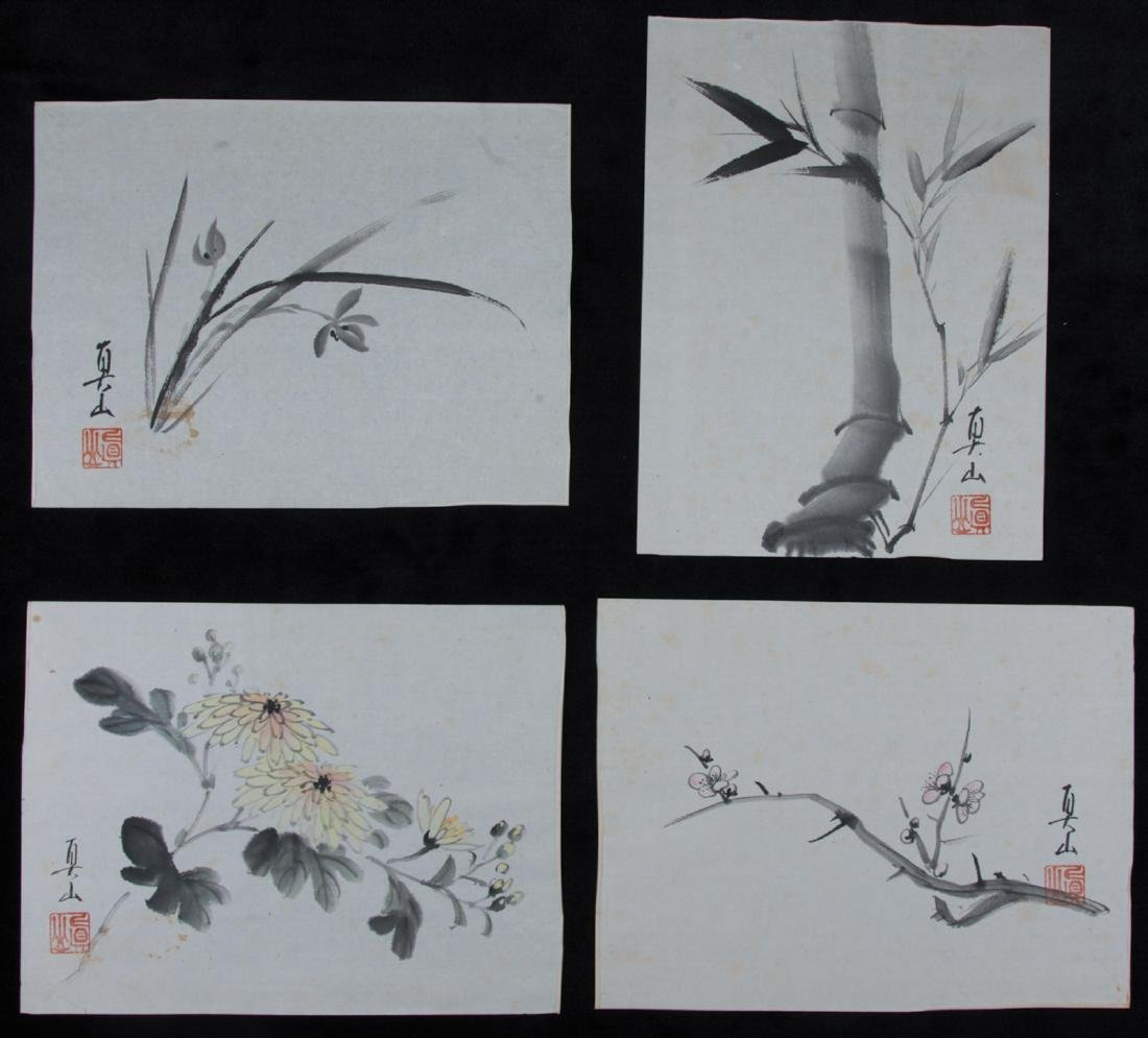 Japanese painting album - 5