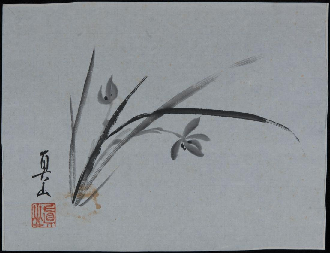 Japanese painting album - 6
