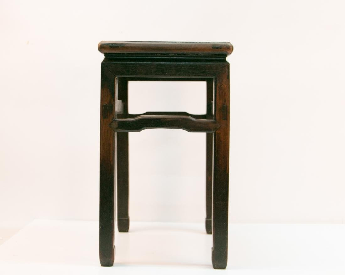 A chinese rosewood stool - 2