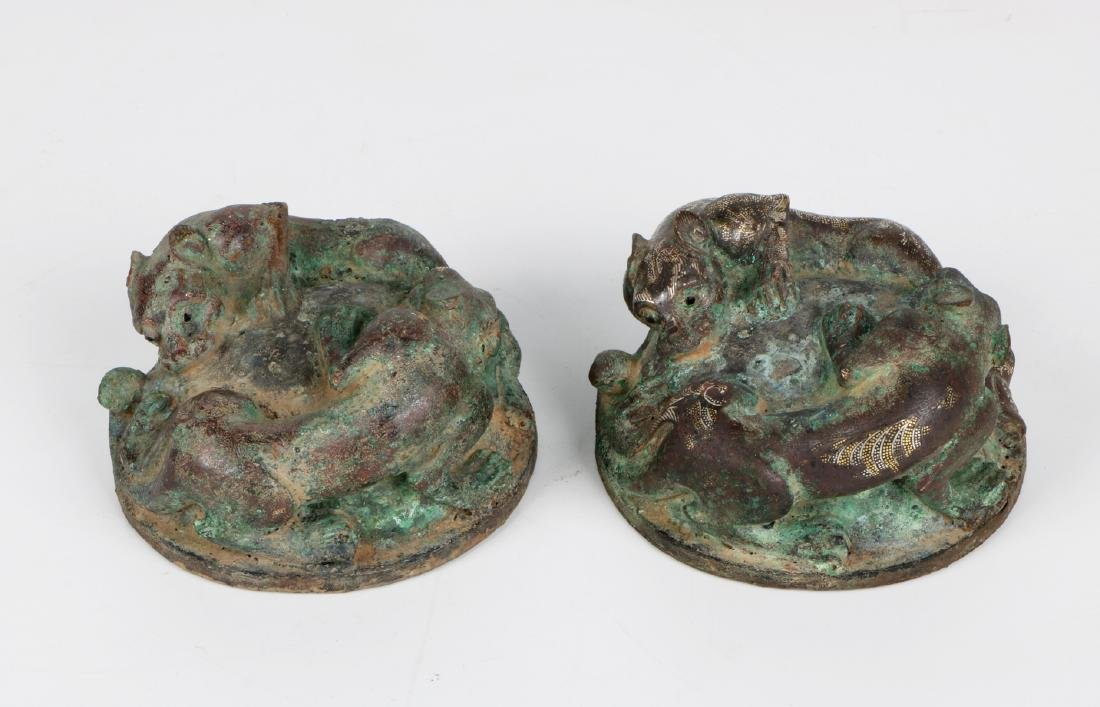 A chinese old paperweight - 2