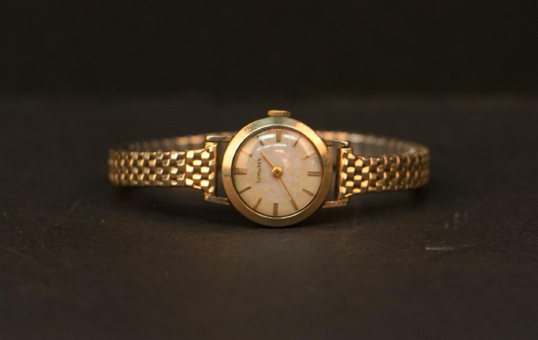 10k longines lady watch