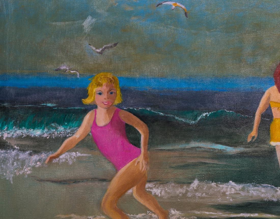 Oil on canvas - 3