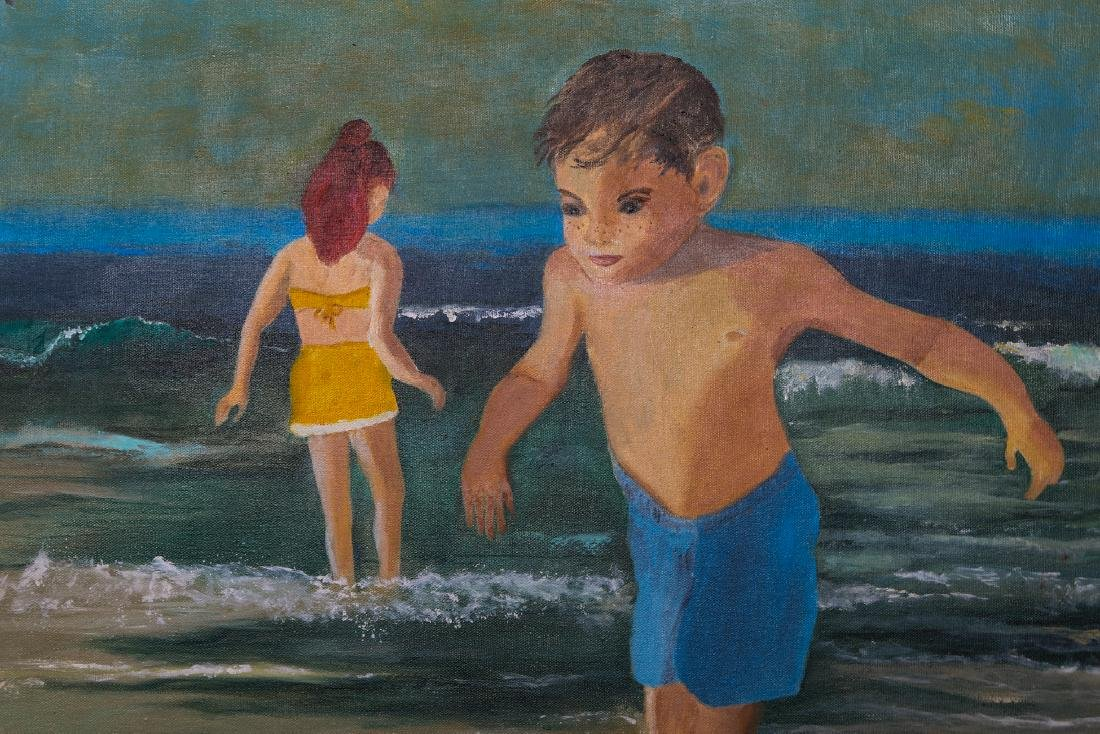 Oil on canvas - 4