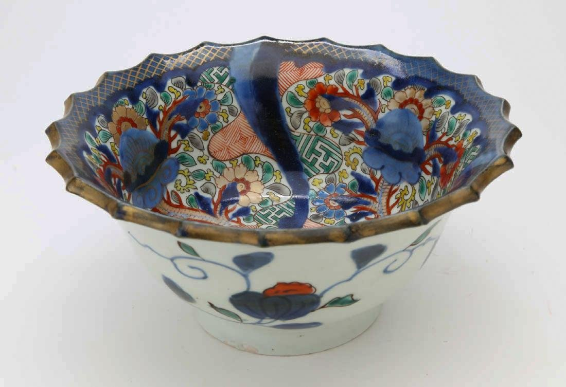 Japanese porcelain bowl - 2