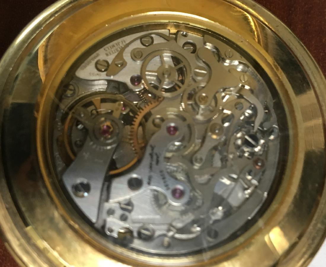Gold filled Swiss pocket watch withbracelet - 3