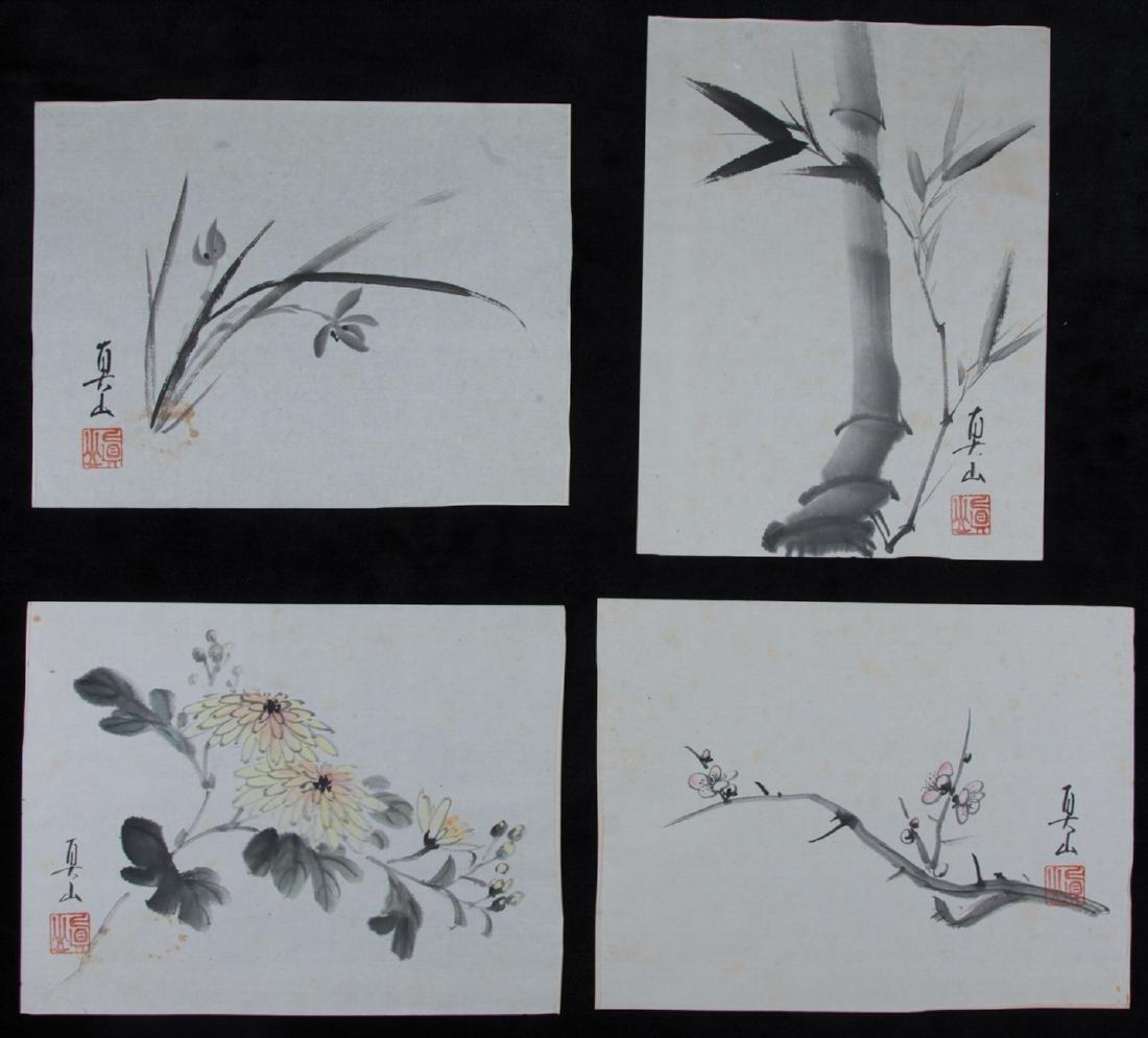 Japanese painting album - 5