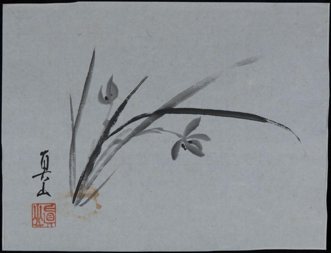 Japanese painting album - 6