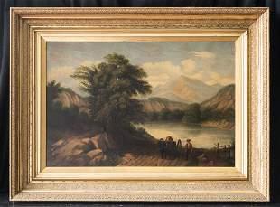 New Hampshire Listed Artist Benjamin Champney 1817-1907